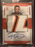 TYLER ULIS Auto 2016-17 Panini National Treasures #140 True RPA RC 3 CLR/99 Suns