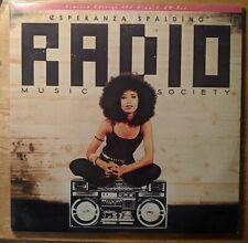 Limited Edition 1st Press 2x12 LP - Esperanza Spalding -  Radio Music Society