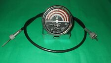 TACHOMETER + CABLE - Fits IH B250, B275, B414, 276, 354, 434, 444 Tractor- 39""
