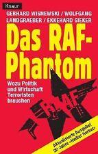 Das RAF Phantom: Wozu Politik und Wirtschaft Terroristen...   Buch   Zustand gut