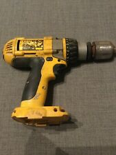 💫 DEWALT DC988 COMBI HAMMER DRILL XRP BODY ONLY NEEDS A NEW CHUCK IS WORKING 💫