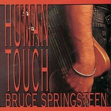 BRUCE SPRINGSTEEN (HUMAN TOUCH CD - SEALED + FREE POST)