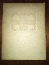 Baytown Lee High School Goose Creek TX ORIGINAL 1952 yearbook history genealogy