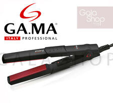 GAMA GA.MA PIASTRA MINI DA VIAGGIO CAPELLI PROFESSIONALE TEMP.MAX 210° TRAVEL