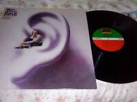 MOSE ALLISON - MOSE IN YOUR EAR - LIVE VINYL LP 1972 ATLANTIC - VG/VG