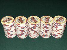 100 Aces Casino Paulson Poker Chips