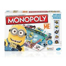 Despicable Me 2 Minions Monopoly - Hasbro Board Game