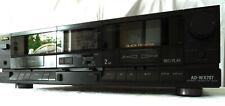 -AIWA-AD-WX707-Doppelkassettenrekorder Gebraucht mit Leichte Gehäuseschaden