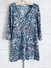 lilly pulitzer t shirt dress S. NWOT