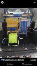 More details for water fed pole window cleaning van