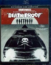 Death Proof (2008, Blu-ray NEW)