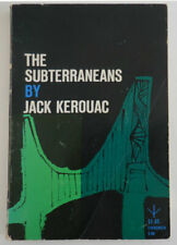 Jack Beats Kerouac / The Subterraneans First Edition 1958
