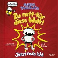 JEFF KINNEY - RUPERTS TAGEBUCH - ZU NETT FÜR DIESE WELT!  2 CD NEW