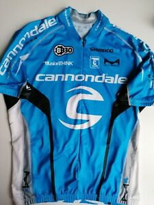 Cycling Jersey Maillot Shirt Cyclism Sport Team Cannondale Size XXL
