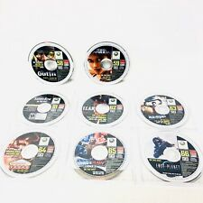 Lot of 8 Original Xbox Magazine 360 Demo Discs 58, 59, 61, 62, 63, 64, 65, 66