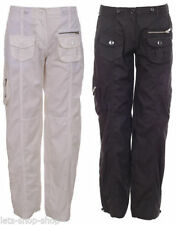 Cargos Loose Fit 32L Trousers for Women