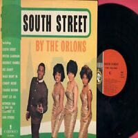 Orlons South Street -  Vinyl LP Record CAMEO 1041 MONO NICE! FREE SHIPPING