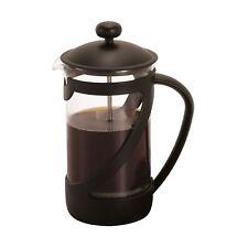 Kaffeebereiter Teebereiter 600ml Glaseinsatz Edelstahl-Brühsieb 0,6l Glaskanne