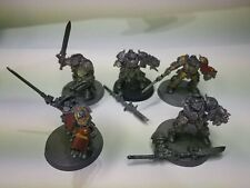 Warhammer 40k Grey Knights Metal Terminators Oop