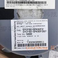 20pcs EMIF02-SPK02F2 EMIF02 JD BGA5 ESD suppressor new