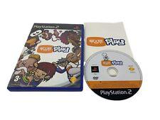 Playstation Spiele ps2 Eye Toy Play komplett mit Anleitung-getestet