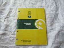John Deere 8560 8760 8960 60 series tractor parts catalog manual
