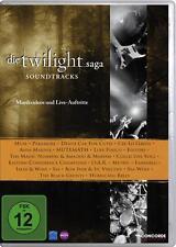 VA/Die Twilight Saga: Soundtracks-Musikvideos v. Paramore,Muse 2011 neu ovp/DVD
