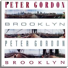 Peter Gordon - Brooklyn - New 1987 CBS Jazz LP Record!