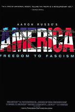 America: Freedom to Fascism DVD, Michael Ruppert, Sheldon Cohen, Joe Banis  #B10