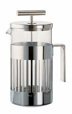 Alessi - 9094/3 - Press filter coffee maker or infuser - 3 Cup, 24 cl Capacity