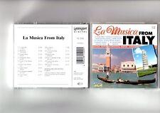 La Musica From Italy    Sammlungsauflösung A-Z Oldies,Rock usw.
