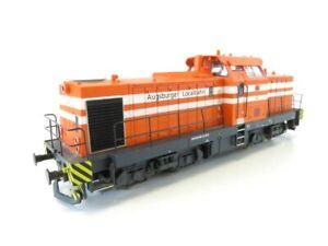(JKF013) Brawa 41200.1 H0 DC Diesellok NR 44 Augsburger Lokalbahn, Umbau, sel...
