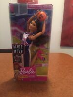 Barbie Basketball Player - Made to Move Doll