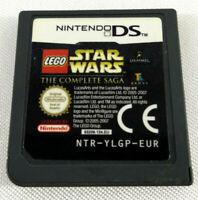 Jeu Nintendo DS VF en loose  Lego Star Wars The Complete Saga  EUR  Envoi suivi