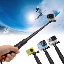 For Gopro 4 3 + 3 2 1 Monopod Tripod Selfie Stick Pole 4 Session Handheld Hot FT