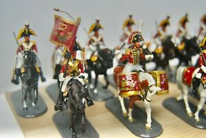 Mounted British Cavalry, Early 18th Century, George 1, Dragoons? . . . . . . .rr
