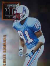 NFL 064 Chris sanders wr wide receiver play off prime 1996