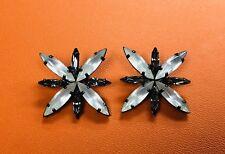 Guy Laroche Crystal Earrings