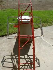 1/4 Scale WCM Used Chassis  from Stock Car -- (Chassis Cut for use as Modified)