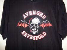 AVENGED SEVENFOLD  T Shirt  LARGE
