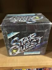 Star Quest The Regency Wars 53 Game Card Decks, New, Sealed, Premier Edition