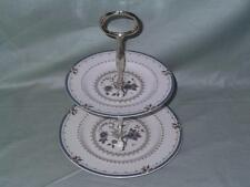 Royal Doulton Old Colony 2-Tier China Hostess Cake Plate Stand TC1005