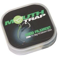 Korda Mouth Trap 15lb 0.43mm 20m