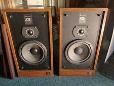 Acoustic Research AR 28s vintage Speakers - Pair restored