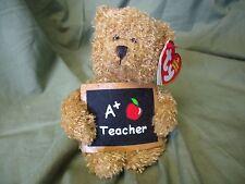 """Original Beanie Baby, """"Cool Teacher"""" A+ Teacher #873"""