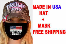 Trump 2020 Hat MAGA Camo Keep America Great KAG Make America Great Again GIFT