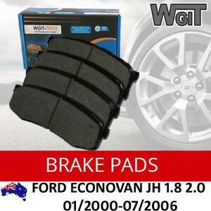 FORD ECONOVAN JH 1.8 2.0 01-2000-07-2006 Front Brake Pads