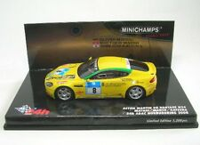 Aston Martin V8 Vantage N24 N° 8 Nürburgring 2008