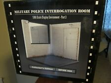 1/6 TDK BATMAN JOKER POLICE INTERROGATION ROOM DISPLAY DIO
