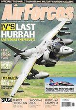 Air Forces Monthly 267 June 2010 Harrier Squadron Nellis Iran RAF Hawk France AF